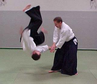 Artes marciales parte 5: aikido - Taringa!