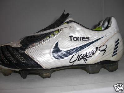 Botines de los mejores jugadores de futbol (2009)