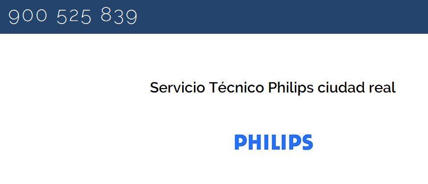 Serviciotecphilips ciudad real for Servicio tecnico philips bilbao