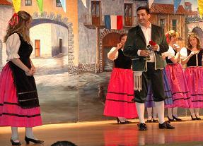 Aragón la mas Famosa, Teatro Fiestas Pilar 2008