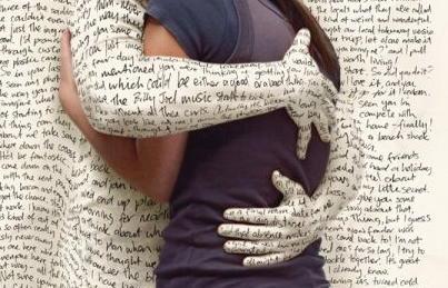 El abrazo del texto